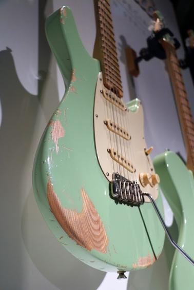 Relic ORIGIN 'S' Model, tone to the bone!